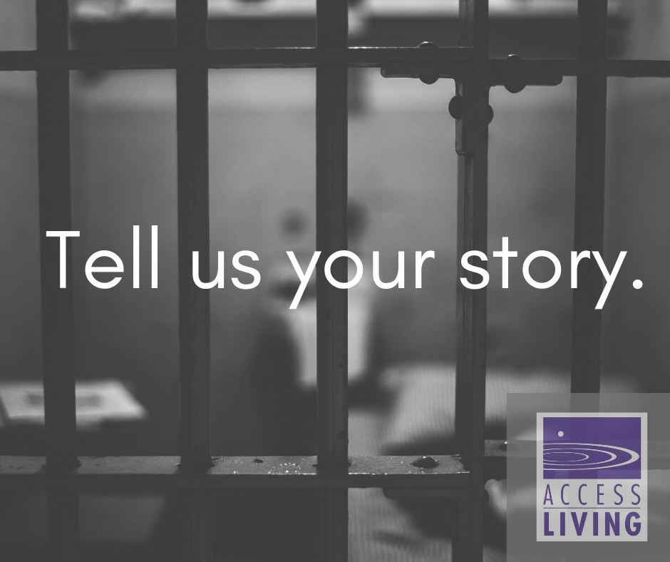 Tell us your story icon
