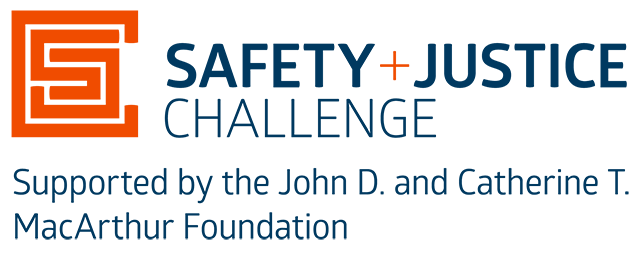 Safety + Justice Challenge Logo